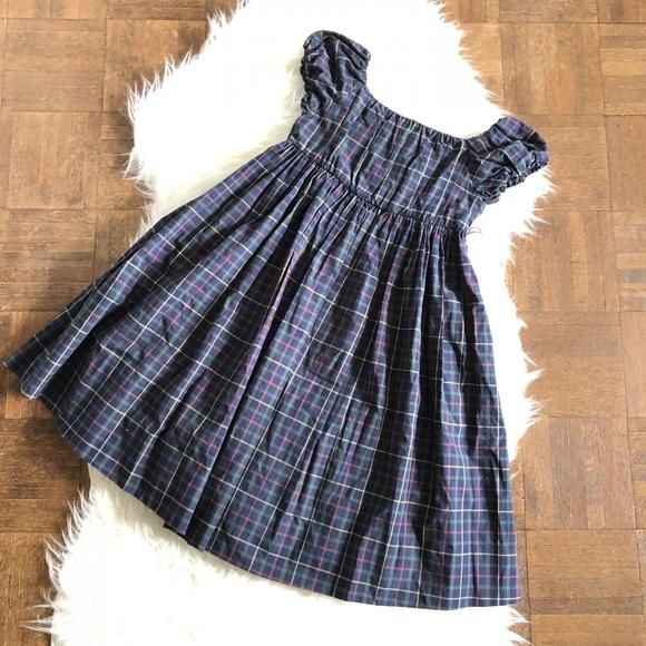 Ralph Lauren Other - Ralph Lauren Girls Sz 5 Plaid Holiday Dress